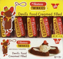 Yes, it is safe to assume that this Twinkie incarnation didn't sell well in the segregated South.