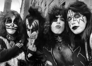 Kiss Rock Group