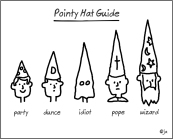 pointy