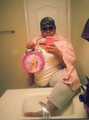 """Dafuq is This? Selfie"""
