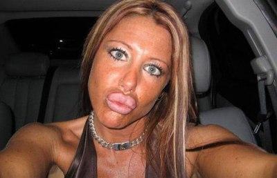 """Duck Face Selfie"""