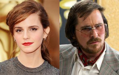 Emma Watson Oscar hair