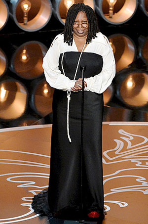 Whoopi Goldberg Academy Awards 2014