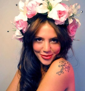 And did I mention the flower goddess Flora is cool enough to have a tat?