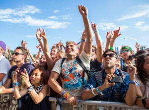 Can these people only exist at musical festivals, too?
