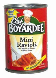 Mini Ravioli