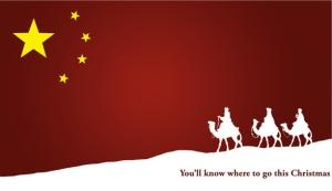 Chinese Christmas behancenet