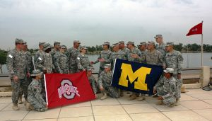 800px-Army_National_Guardsmen_in_Iraq_before_OSU_vs_UM_game