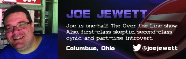 Joe J Author Box