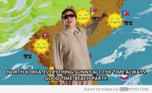 Nice work, Kim Il