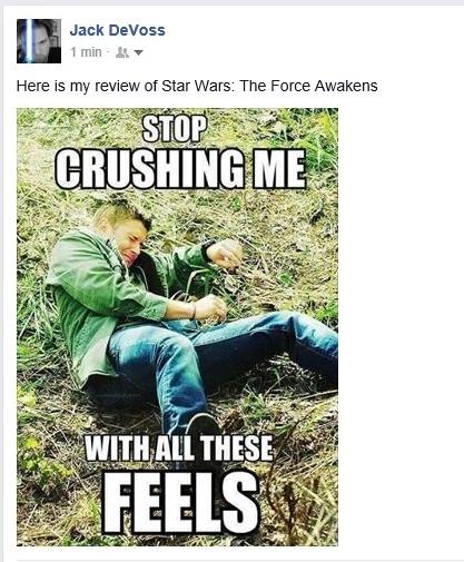 jack star wars feels