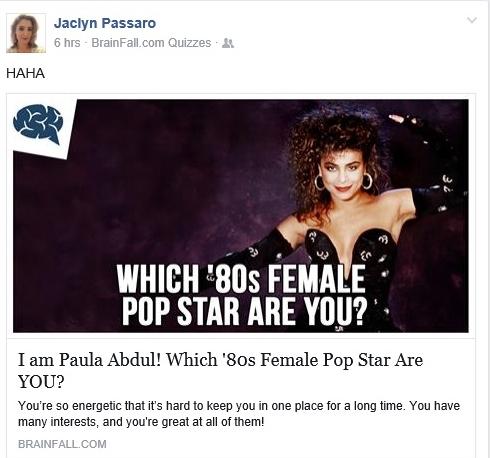 jaclyn 80s girl