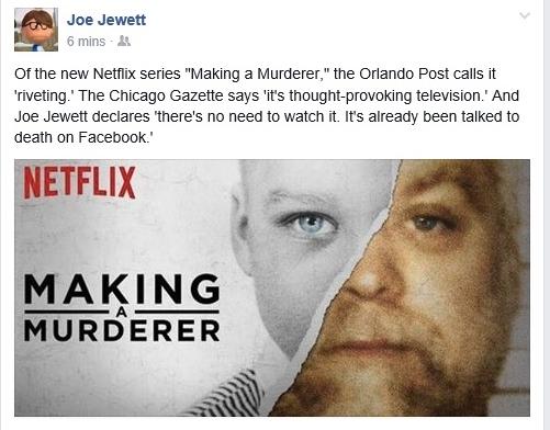 joe murderer