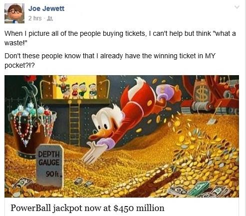 joe powerball