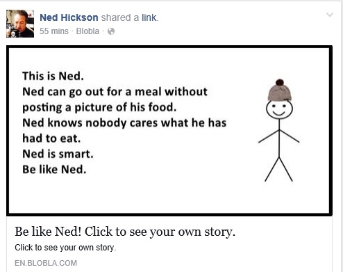 ned be like ned