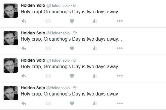 jack groundhog's day