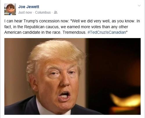 joe trump lost